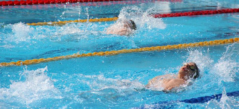 Zajęcia pływania w Chełmcu